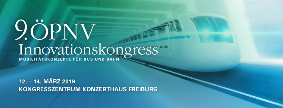 Treffen Sie uns auf dem ÖPNV Innovationskongress 2019