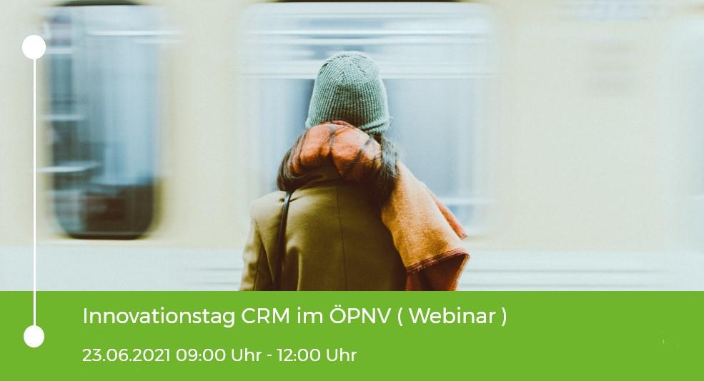 Innovationstag CRM im ÖPNV